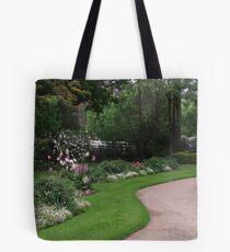 Rosalee Cottage Garden! Tote Bag