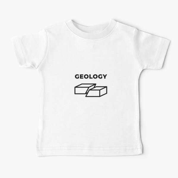 Geology (Inverted) Baby T-Shirt