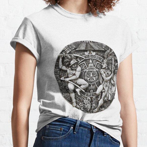 AZTEC CALENDAR T SHIRT Classic T-Shirt