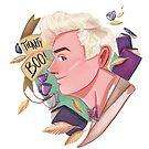 Tickety Boo! by ArtByGerdy