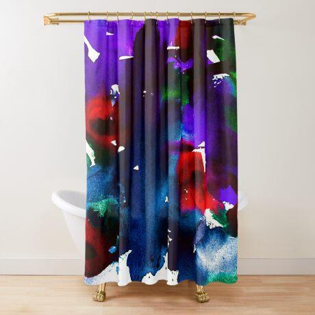 BAANTAL / Pollinate / Evolution #3 Shower Curtain