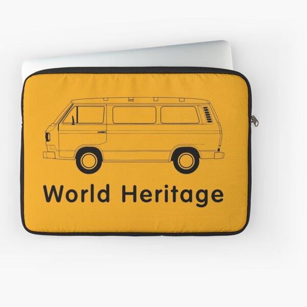 World Heritage VW T3 Laptop Sleeve