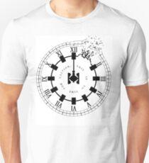Interstellar - No Time For Caution (Endurance / Shattered Clock Design) Unisex T-Shirt