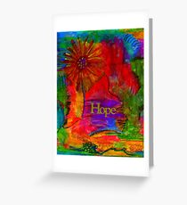 Brighter Days Ahead Greeting Card