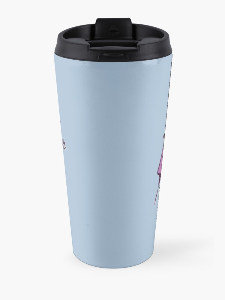Alternate view of Vaccinate Your Crotch Goblins Travel Mug