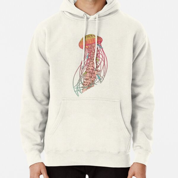 Jellyfish Pullover Hoodie