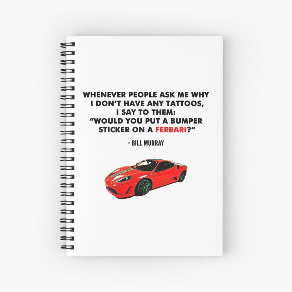 Ferrari With Bumper Art Print By Soll E Redbubble