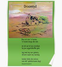 Droomtyd Poster