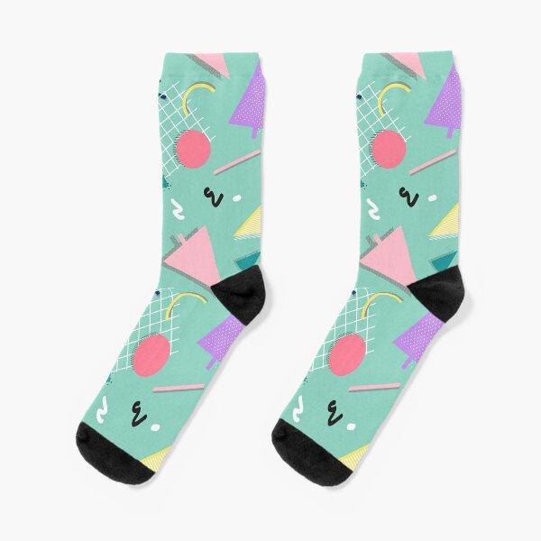 Memphis Xmas Socks