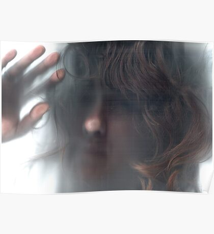 Self Portrait - Light Touched Poster