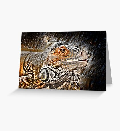 reptiles Greeting Card
