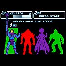Select Your Evil Force by RyanAstle