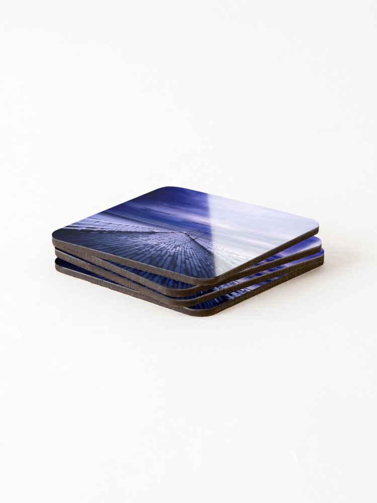 Alternate view of Approaching Storm Coasters (Set of 4)