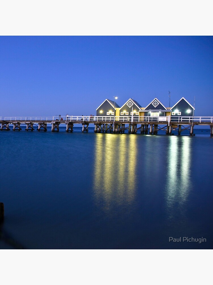 Busselton Jetty by paulmp