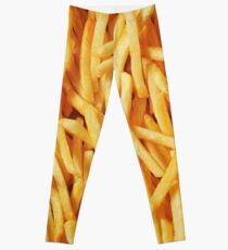 French Fried Potatoes Leggings