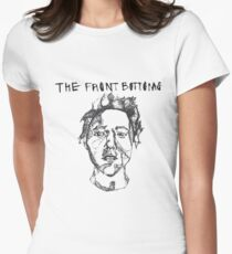 The Front Bottoms Face and Name Women's Fitted T-Shirt