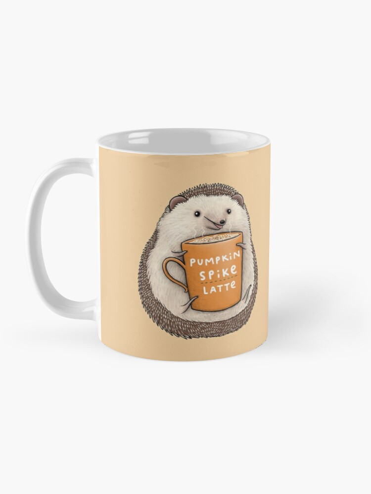 Alternate view of Pumpkin Spike Latte Mug