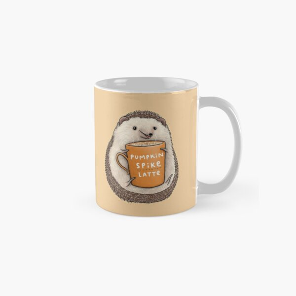 Pumpkin Spike Latte Classic Mug