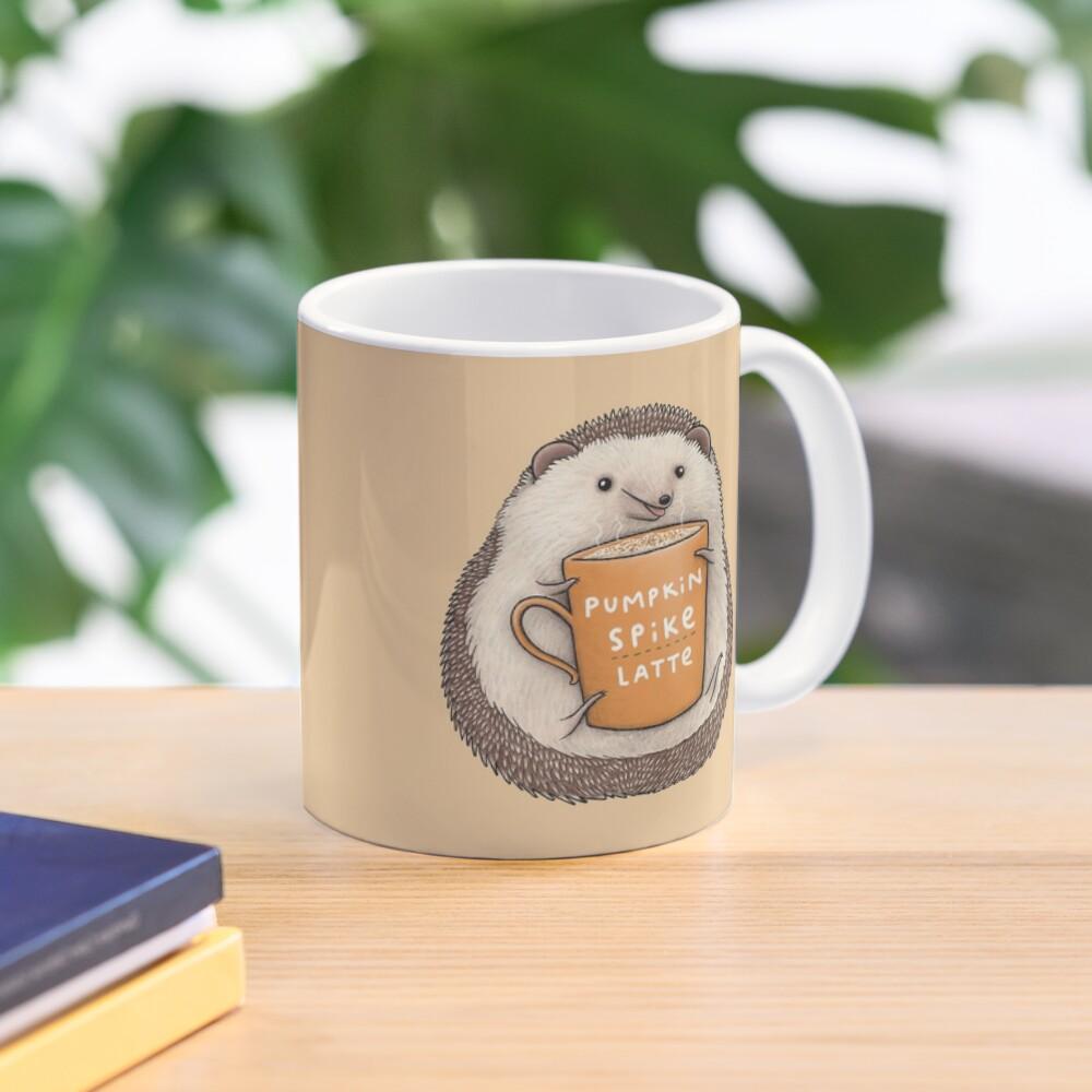 Pumpkin Spike Latte Mug