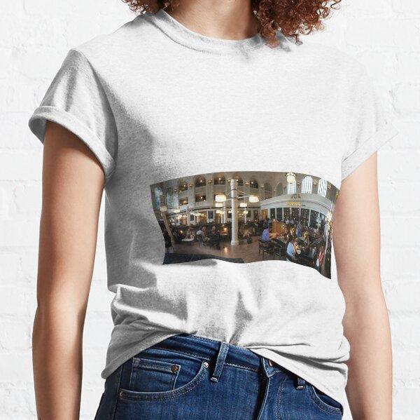 Denver Union Station Waiting Room Classic T-Shirt