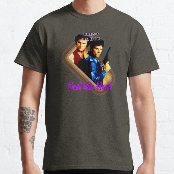 Brock et Chest - sentir la chaleur T-shirt classique
