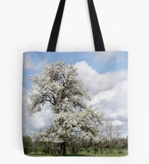 Oldbury Plum Tree Tote Bag