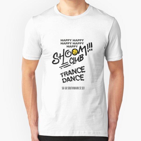 Shoom Club Slim Fit T-Shirt