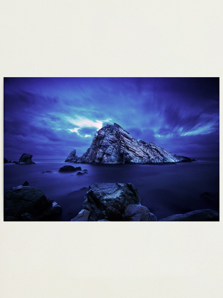 Alternate view of Sugar Loaf Rock Photographic Print