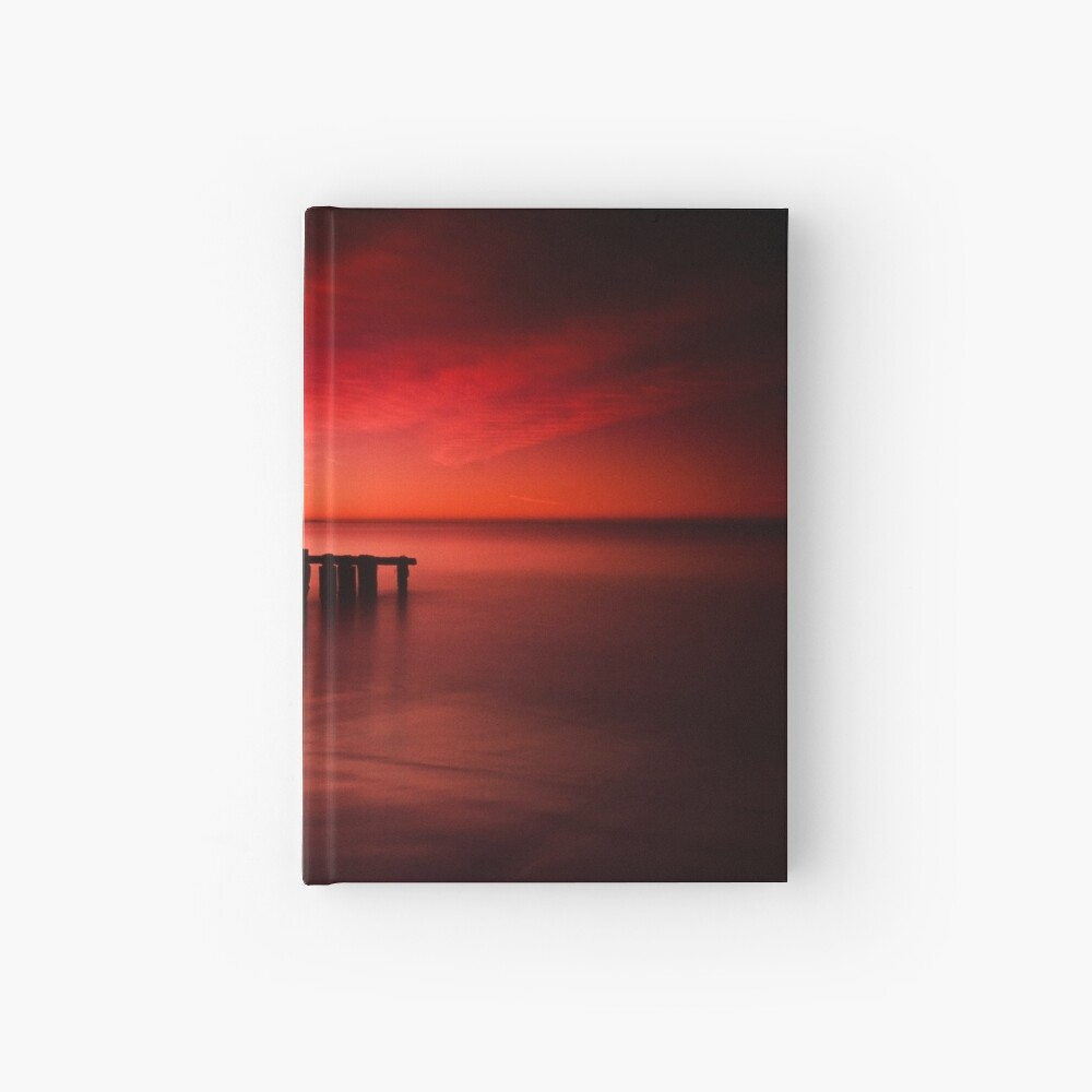Victor Harbor Dawn Hardcover Journal