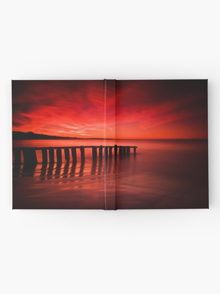 Alternate view of Victor Harbor Dawn Hardcover Journal