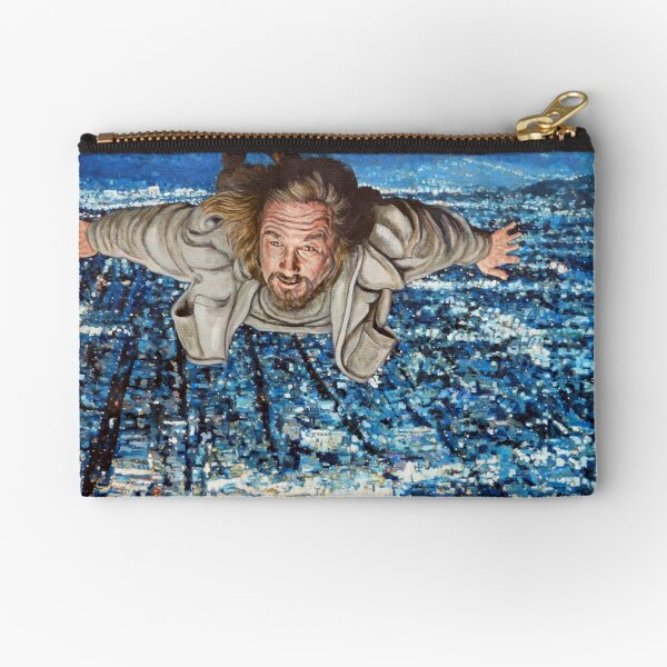 Come Fly With Me Zipper Pouch