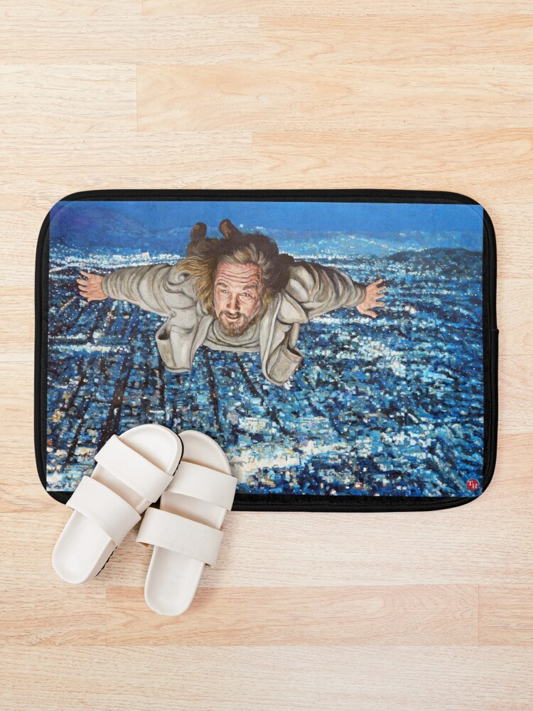 Alternate view of Come Fly With Me Bath Mat