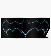 Electric Bat Poster