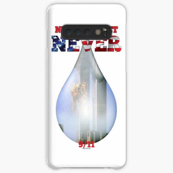 9/11 Never Forget NEVER Tear Samsung Galaxy Snap Case