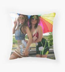 Designer Rob Ordonez Throw Pillow