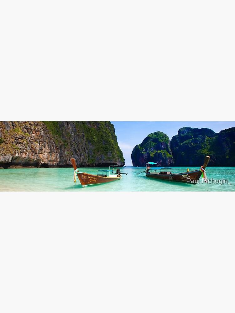 Phi Phi Island Panoramic by paulmp