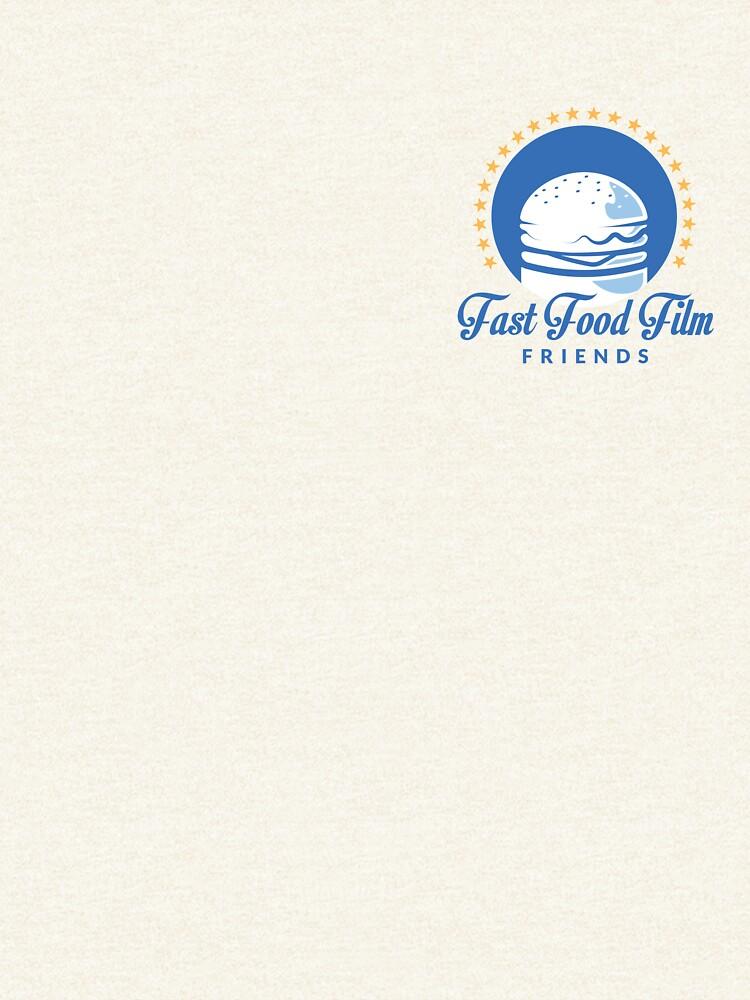Fast Food Film Friends | Logo by fastfoodfilm