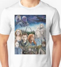 Defiance Season 3 T-Shirt