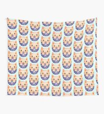 Cute kitty Wall Tapestry