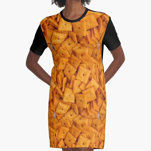 Cheez Its Graphic T-Shirt Dress