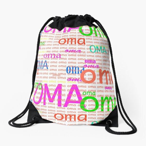 CONGRATULATIONS OMA!! Drawstring Bag