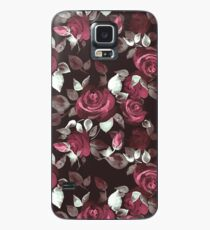 Crazy roses Case/Skin for Samsung Galaxy