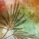 Tropical Leaves - 1 by Maggie-Stilwell