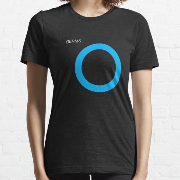 Germs Self Titled Design  Essential T-Shirt