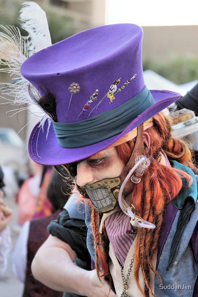 Mad Hatter by SuddenJim