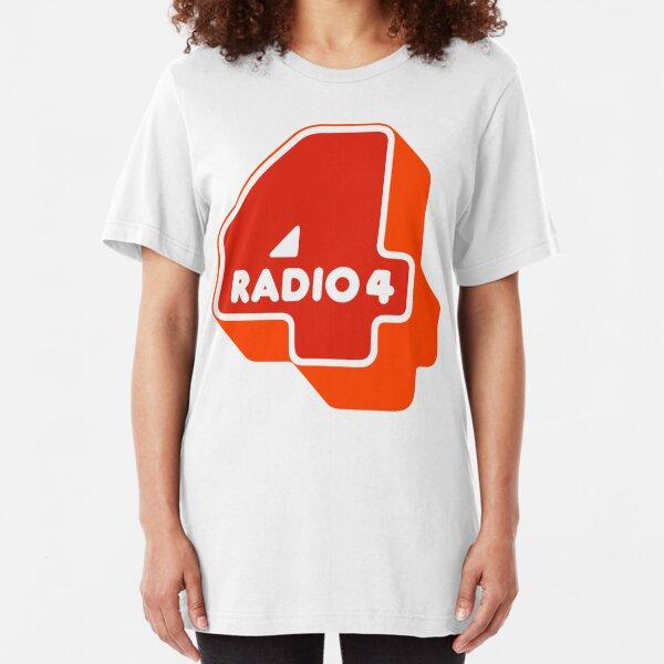 NDVH Radio 4 Slim Fit T-Shirt