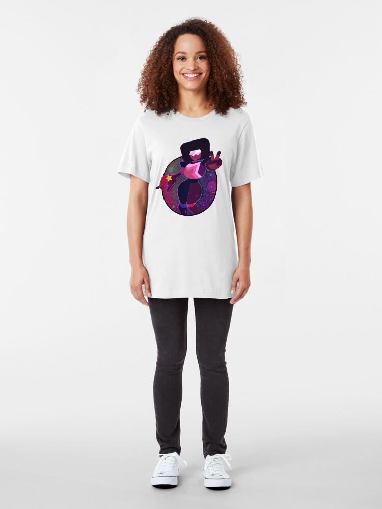 Alternate view of Garnet Slim Fit T-Shirt