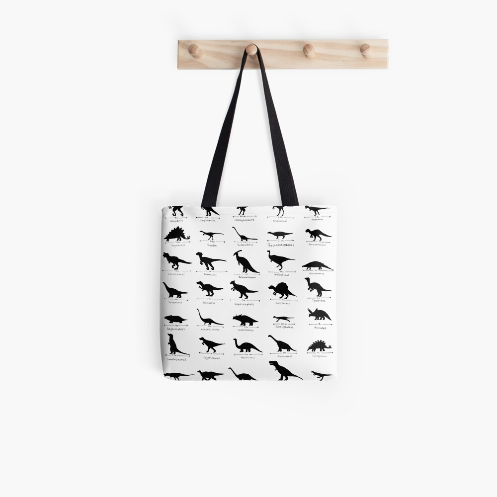 Whats Your Favourite Dinosaur? Tote Bag