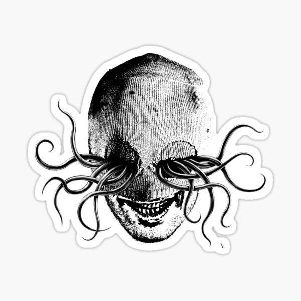 Le poulpe mystère Sticker