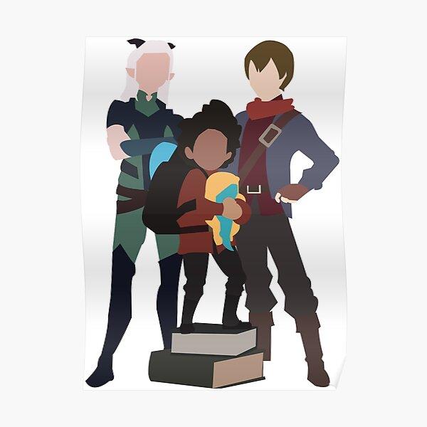 The Trio Poster
